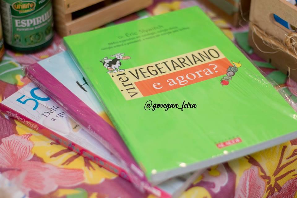 Dia 24/03 tem Go Vegan na U Açaí